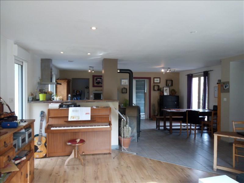 Vente maison / villa St jean le vieux 223500€ - Photo 7