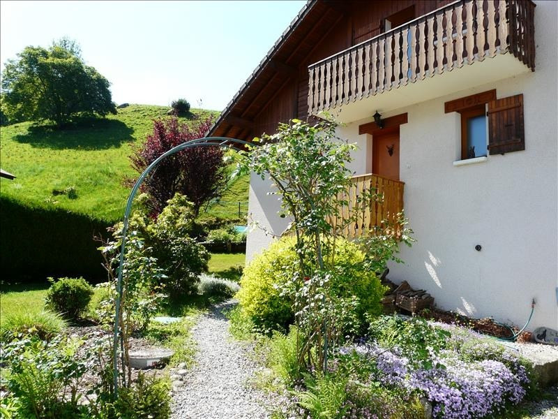 Vente maison / villa Domancy 490 000€ - Photo 4