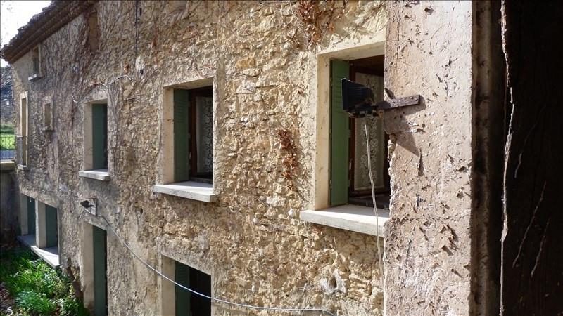 Vente maison / villa Sarrians 151200€ - Photo 2