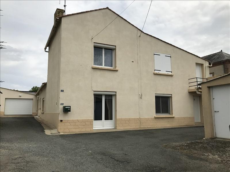 Vente maison / villa Notre dame des mauges 117420€ - Photo 1