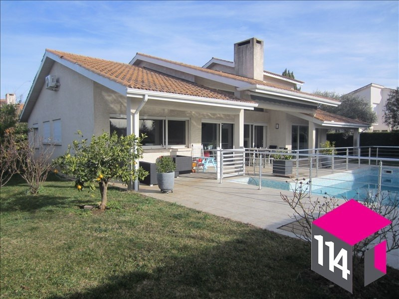 Vente de prestige maison / villa Baillargues 880 000€ - Photo 1