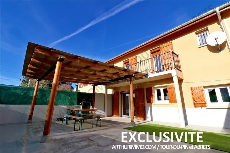Vente maison / villa Voiron 168500€ - Photo 1