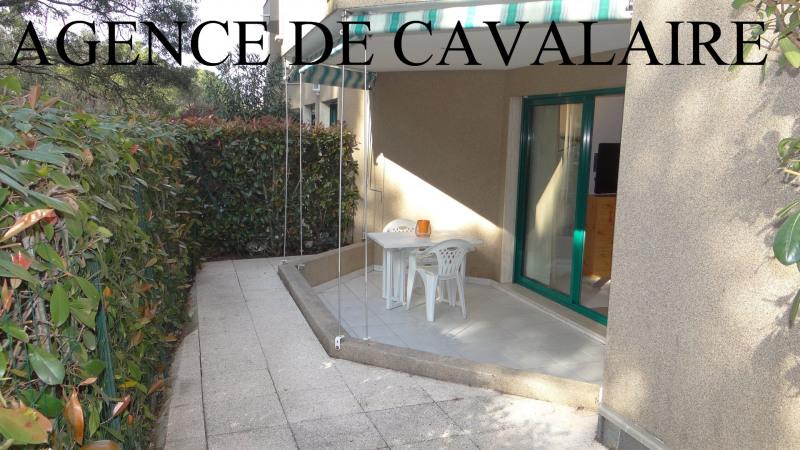 Vente appartement Cavalaire 128000€ - Photo 1