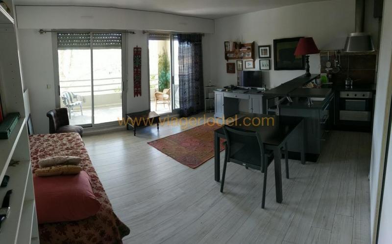 Verkauf auf rentenbasis wohnung Nîmes 40000€ - Fotografie 2