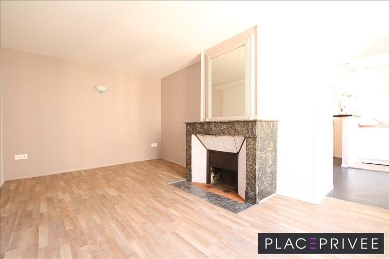 Rental apartment Nancy 540€ CC - Picture 1
