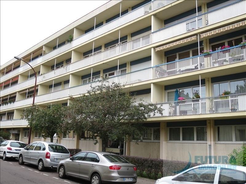 Sale apartment Metz 66000€ - Picture 1