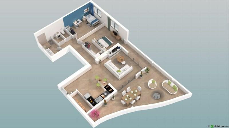 Deluxe sale apartment Fort de france 680000€ - Picture 2