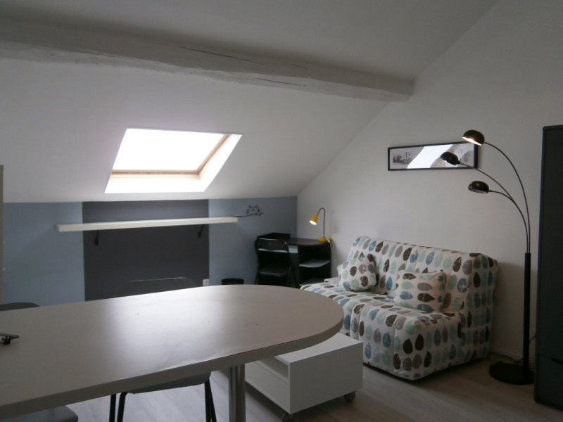 Rental apartment Fontainebleau 750€ CC - Picture 2