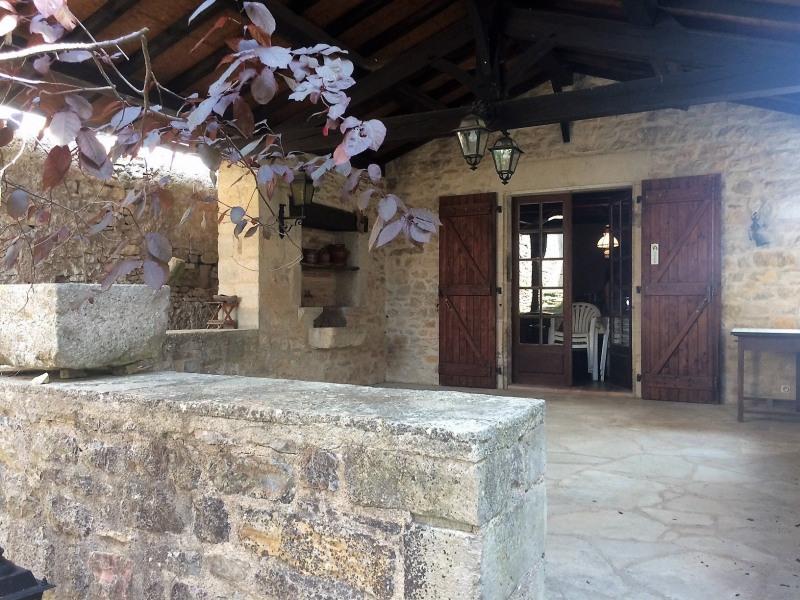 Vente maison / villa Bruniquel 151000€ - Photo 4