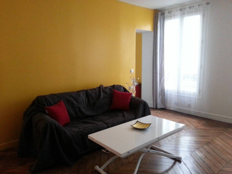 Rental apartment Paris 1er 1 745€ CC - Picture 1