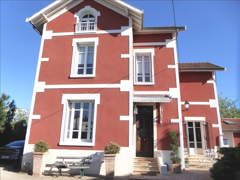 Vente maison / villa Tignieu jameyzieu 380 000€ - Photo 1