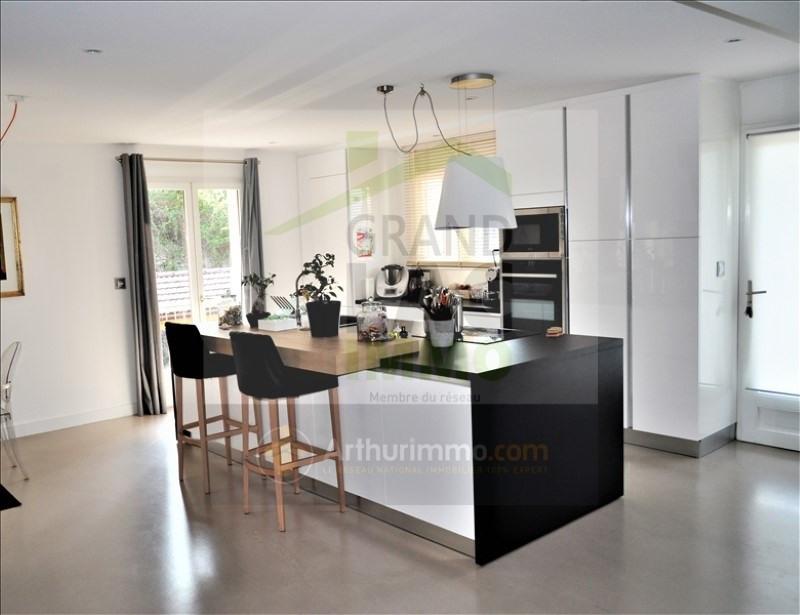Vente de prestige appartement Viviers du lac 430000€ - Photo 2