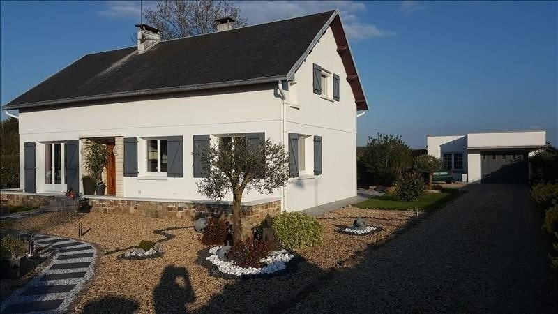 Sale house / villa Jussy 263750€ - Picture 1