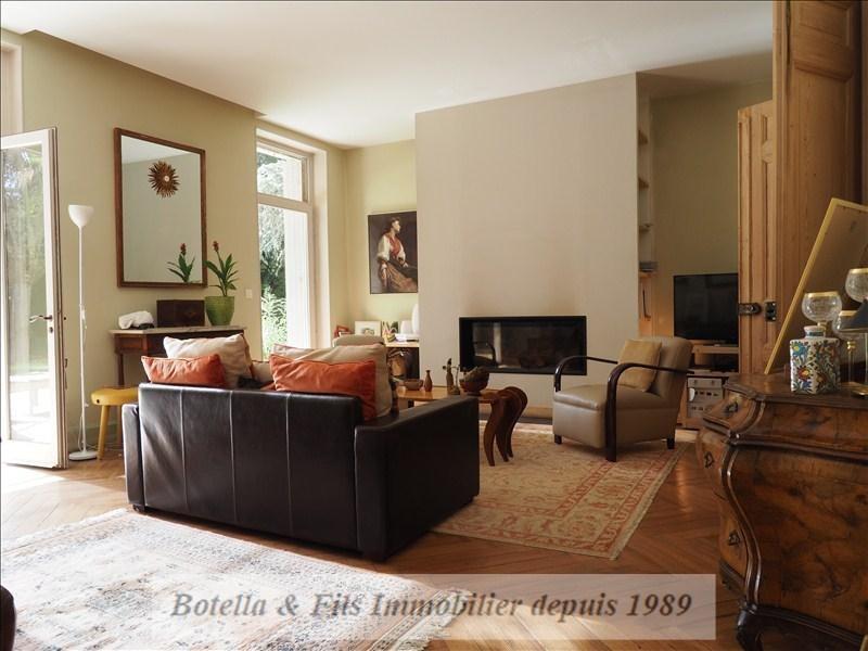 Immobile residenziali di prestigio castello Uzes 889000€ - Fotografia 5
