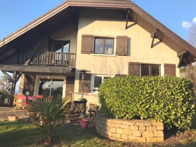 Vente de prestige maison / villa Aix les bains 657000€ - Photo 1