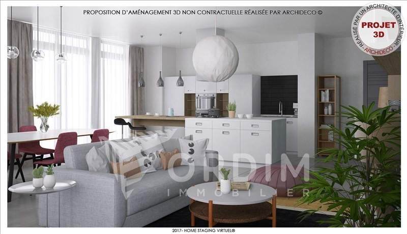 Sale apartment Auxerre 250 500€ - Picture 1