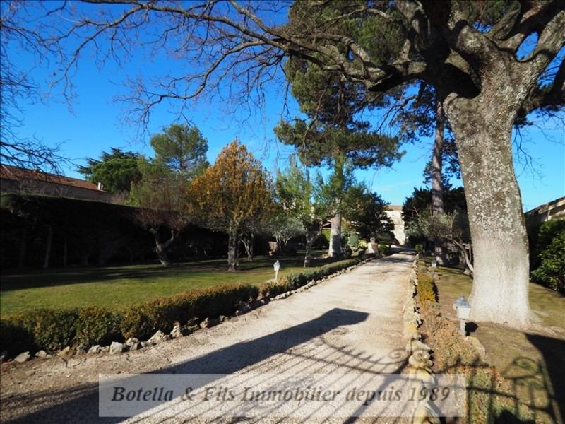 Immobile residenziali di prestigio casa Uzes 830000€ - Fotografia 17