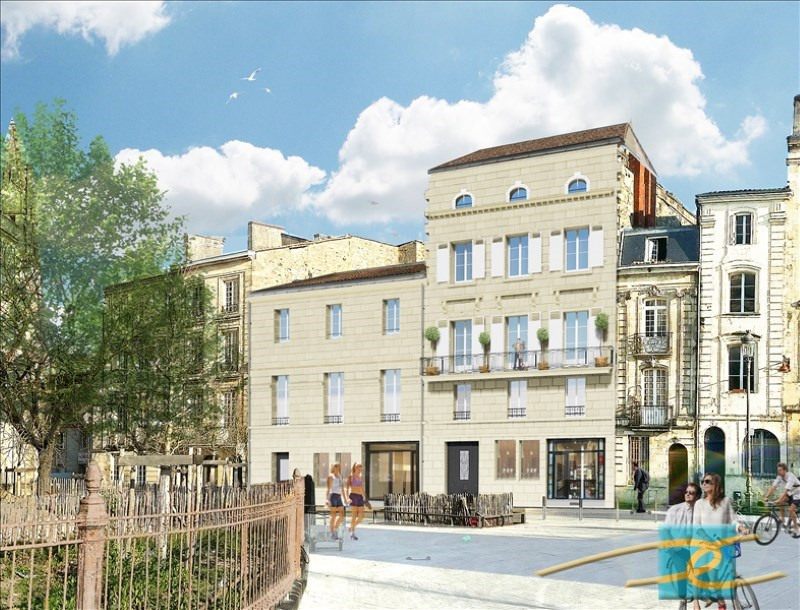 Vente de prestige appartement Bordeaux 604 000€ - Photo 1