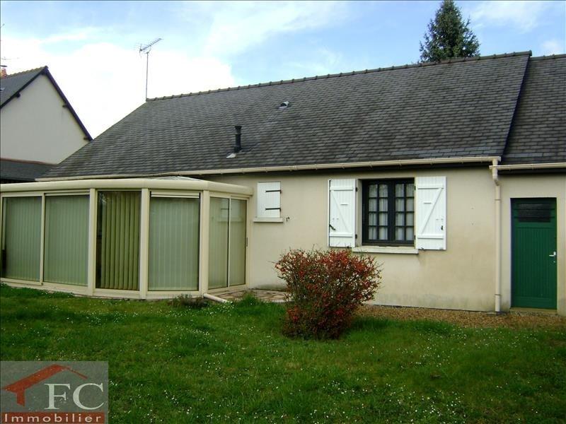 Sale house / villa Monnaie 181650€ - Picture 2