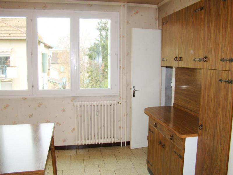 Vente appartement La tour du pin 125000€ - Photo 9