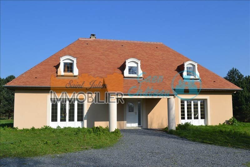 Vente maison / villa Sommervieu 370 200€ - Photo 1