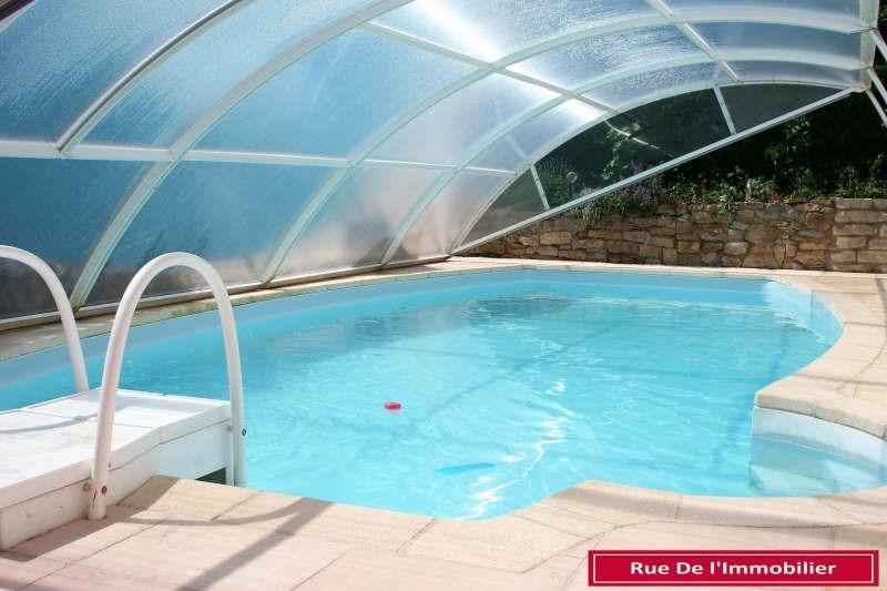 Sale house / villa Kuttolsheim 550000€ - Picture 2