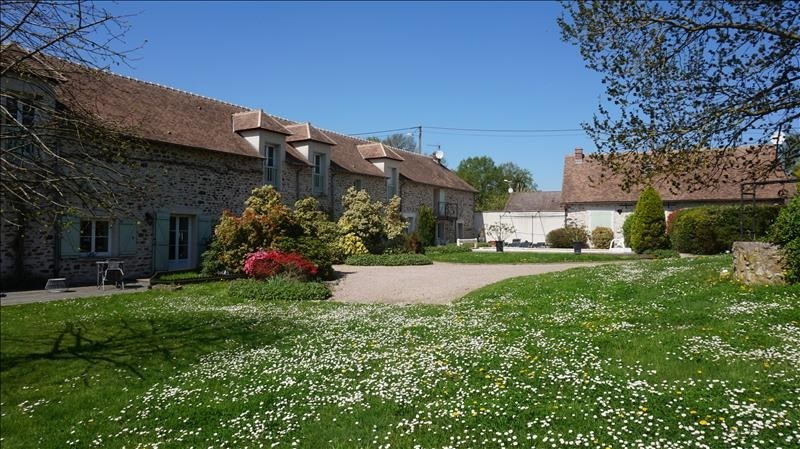 Vente de prestige maison / villa Houdan 15 mn 890000€ - Photo 4