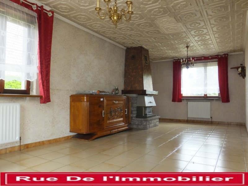 Vente maison / villa Dambach 152900€ - Photo 2