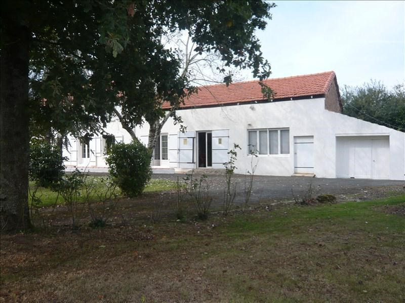Vente maison / villa La chaize le vicomte 199 000€ - Photo 3