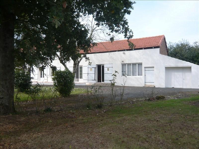 Sale house / villa La chaize le vicomte 199000€ - Picture 3
