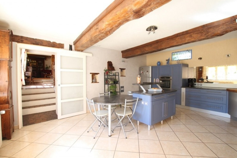 Vente maison / villa Toussieux 456000€ - Photo 6
