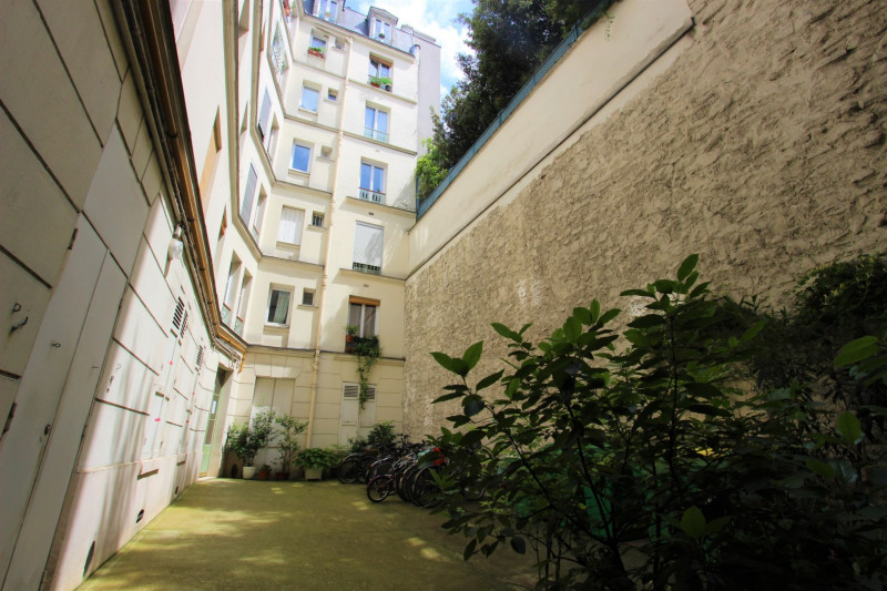 Sale apartment Paris 18ème 499 000€ - Picture 2