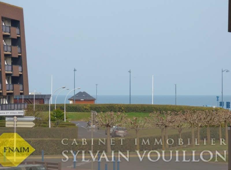 Verkoop  appartement Villers sur mer 75000€ - Foto 1