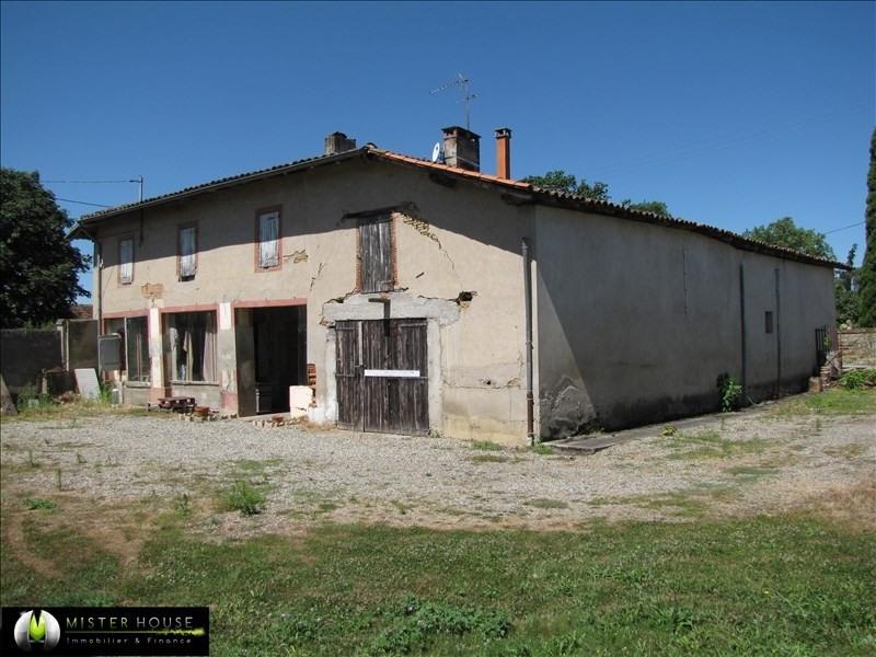 Vendita casa Castelsarrasin 120000€ - Fotografia 1