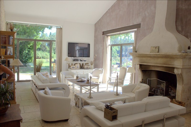 Vente de prestige maison / villa Plan d orgon 754000€ - Photo 5