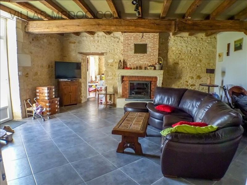 Sale house / villa Vensac 385000€ - Picture 3