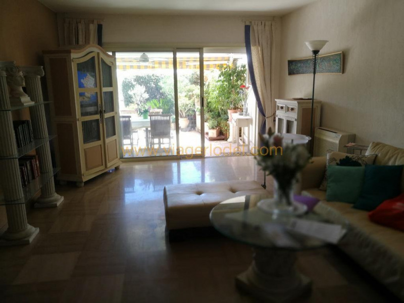 Vitalicio  apartamento Villeneuve-loubet 102000€ - Fotografía 7