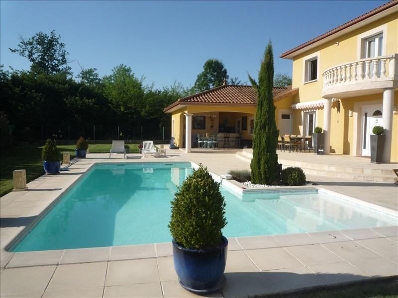 Vente de prestige maison / villa Tignieu jameyzieu 670000€ - Photo 9
