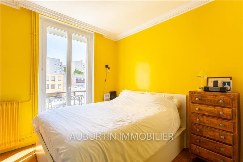 Vente de prestige appartement Paris 18ème 960000€ - Photo 6