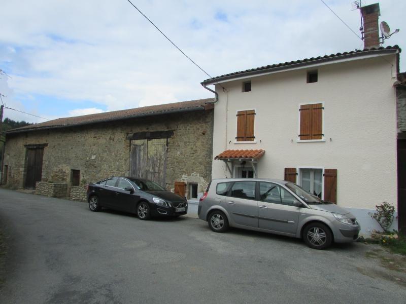 Vente maison / villa St pardoux 136000€ - Photo 9