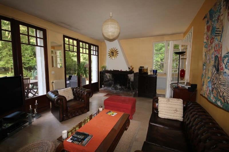 Deluxe sale house / villa Lamorlaye 685000€ - Picture 9