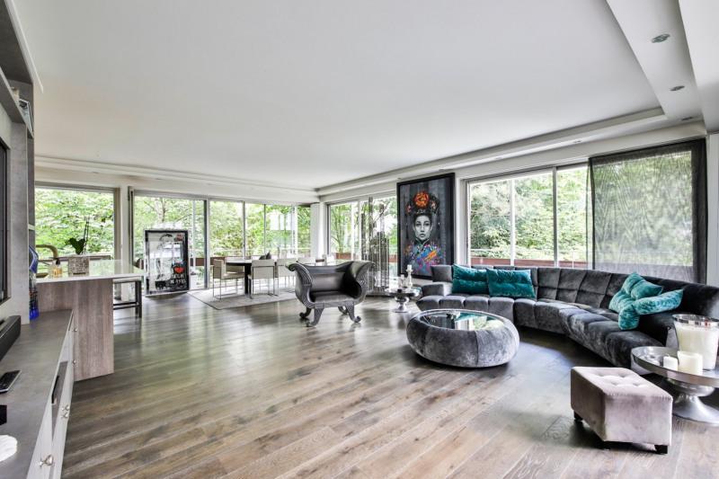 Deluxe sale apartment Boulogne-billancourt 1990000€ - Picture 3