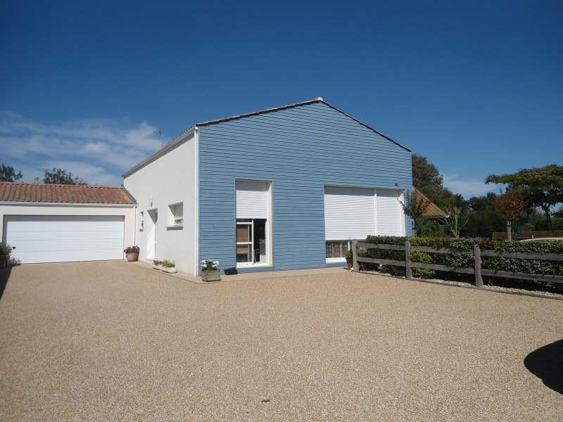 Vente maison / villa St vincent sur jard 374000€ - Photo 6