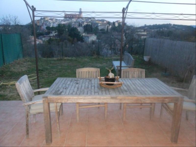 Rental house / villa Fuveau 1480€ CC - Picture 1