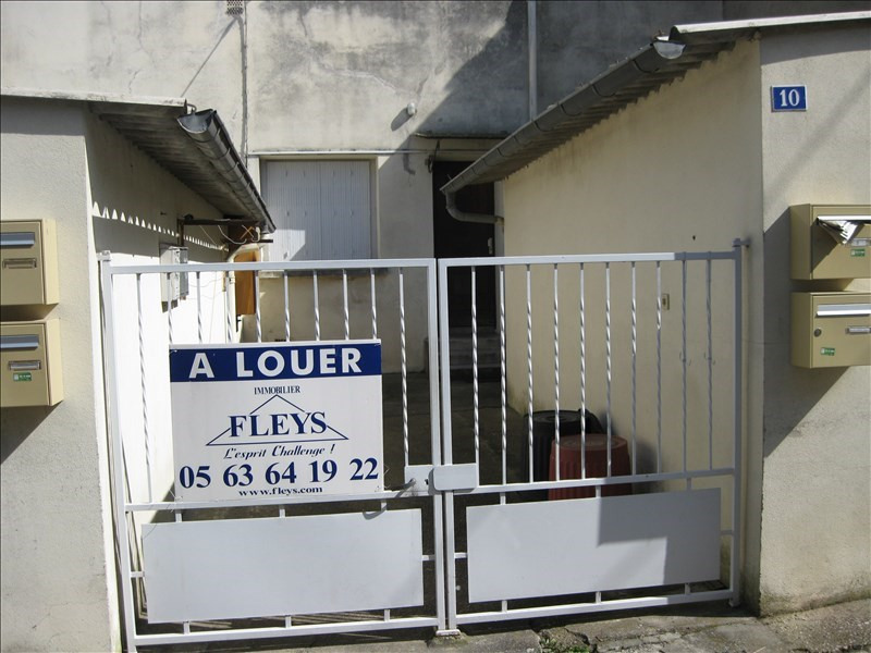 Rental apartment Grisolles 300€ CC - Picture 1
