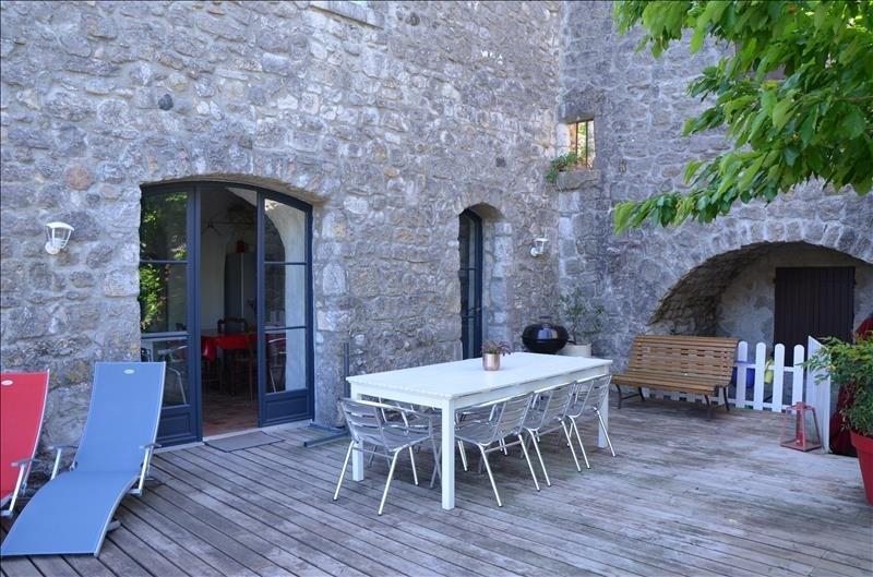 Vente maison / villa Ruoms 430000€ - Photo 15
