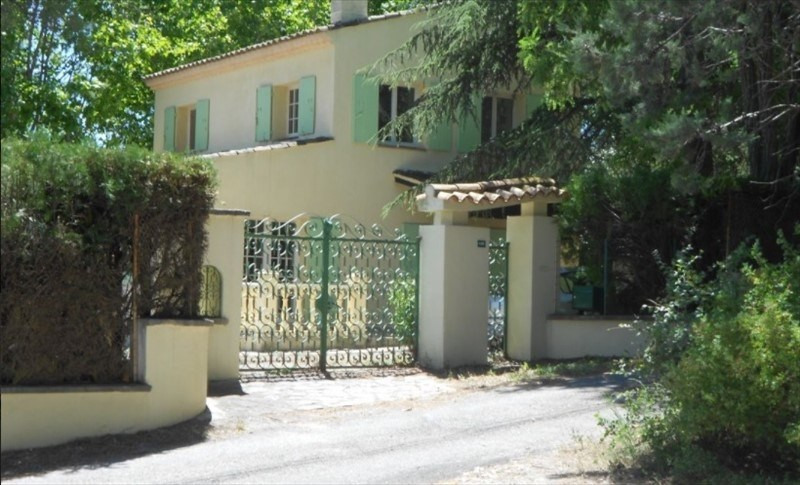 Rental house / villa Eguilles 2380€ CC - Picture 1