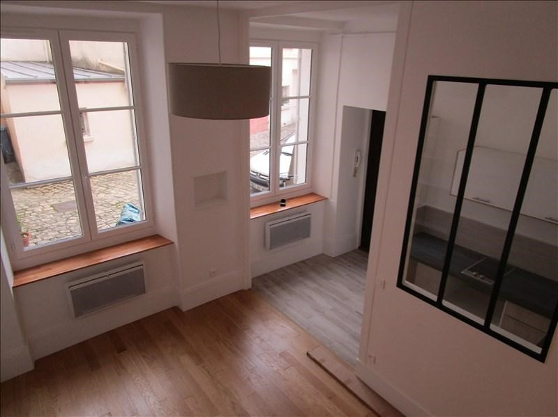 Rental apartment Versailles 850€ CC - Picture 4
