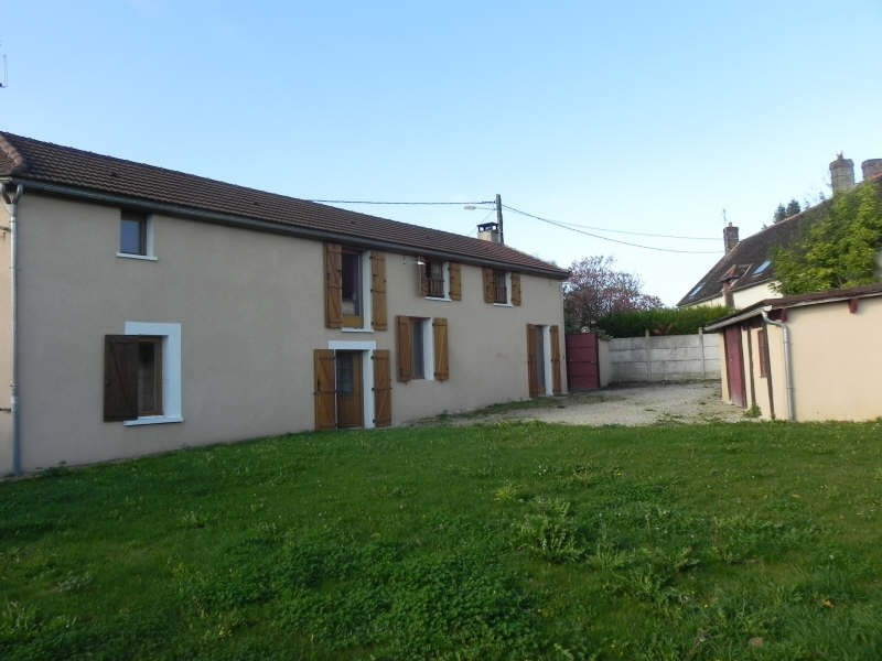Vente maison / villa Champlost 127 000€ - Photo 1