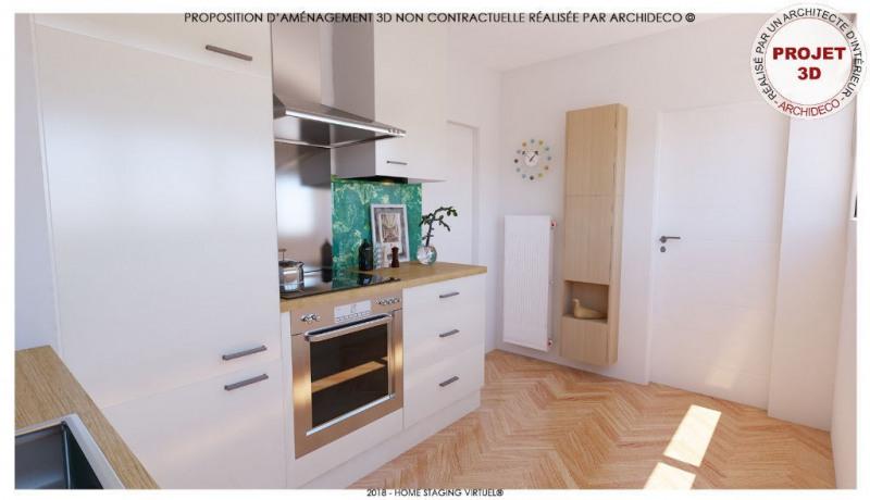 Sale apartment Colomiers 100000€ - Picture 9